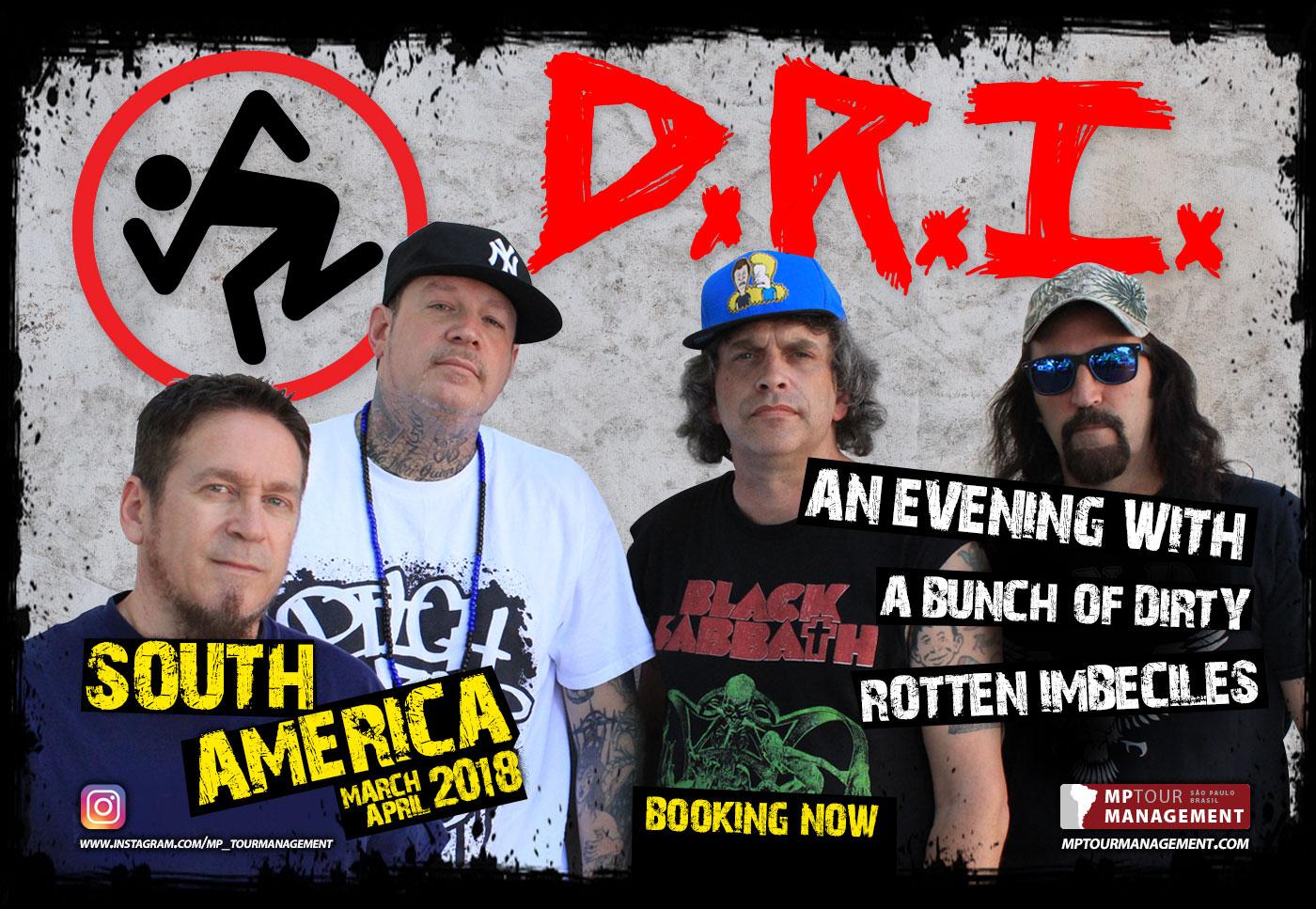 DRI - South America