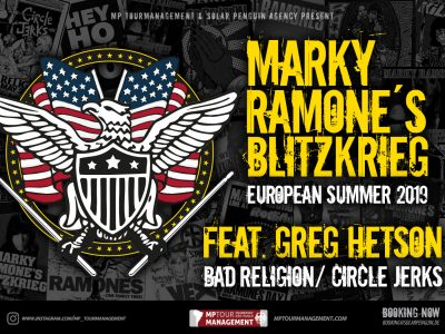 Marky Ramone Blitzkrieg