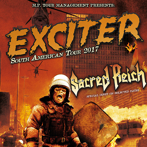 Exciter & Sacred Reich